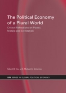 Обложка книги  - Political Economy of a Plural World