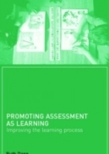 Обложка книги  - Promoting Assessment as Learning
