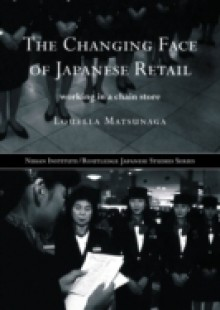 Обложка книги  - Changing Face of Japanese Retail