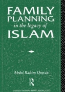 Обложка книги  - Family Planning in the Legacy of Islam