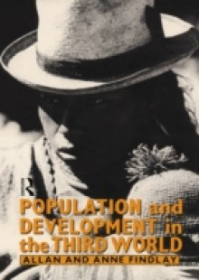 Обложка книги  - Population and Development in the Third World