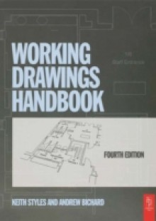 Обложка книги  - Working Drawings Handbook
