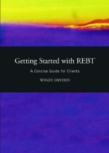 Обложка книги  - Getting Started with REBT