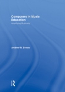Обложка книги  - Computers in Music Education