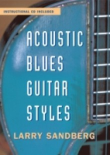 Обложка книги  - Acoustic Blues Guitar Styles