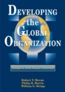 Обложка книги  - Developing the Global Organization