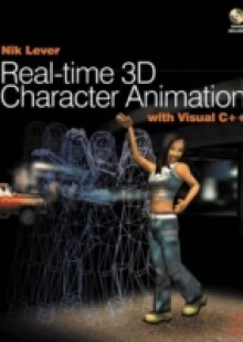 Обложка книги  - Real-time 3D Character Animation with Visual C++