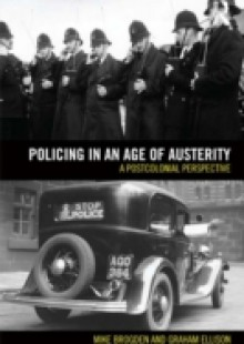 Обложка книги  - Policing in an Age of Austerity