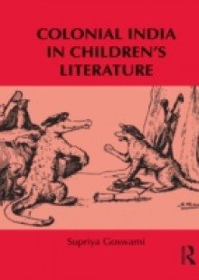 Обложка книги  - Colonial India in Children's Literature