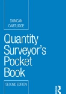 Обложка книги  - Quantity Surveyor's Pocket Book