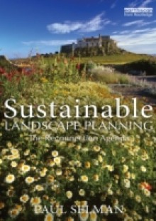 Обложка книги  - Sustainable Landscape Planning