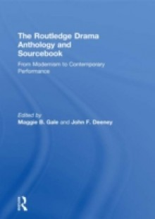 Обложка книги  - Routledge Drama Anthology and Sourcebook