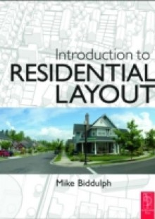 Обложка книги  - Introduction to Residential Layout