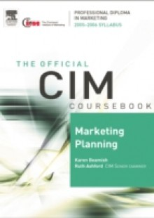 Обложка книги  - CIM Coursebook 05/06 Marketing Planning