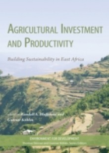 Обложка книги  - Agricultural Investment and Productivity