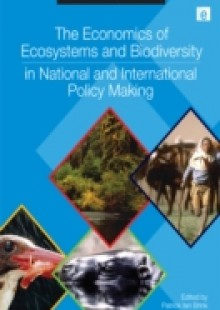 Обложка книги  - Economics of Ecosystems and Biodiversity in National and International Policy Making