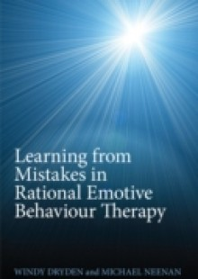 Обложка книги  - Learning from Mistakes in Rational Emotive Behaviour Therapy