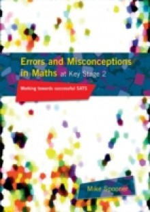 Обложка книги  - Errors and Misconceptions in Maths at Key Stage 2
