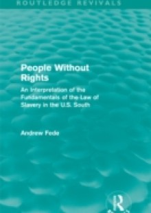 Обложка книги  - People Without Rights (Routledge Revivals)