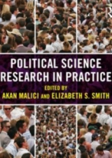 Обложка книги  - Political Science Research in Practice
