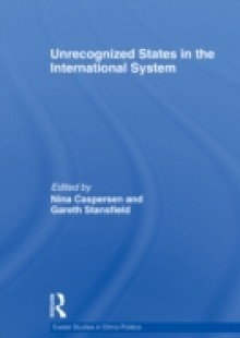 Обложка книги  - Unrecognized States in the International System