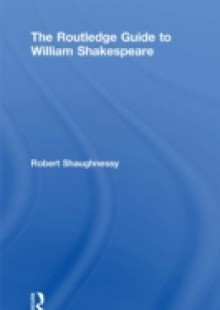 Обложка книги  - Routledge Guide to William Shakespeare