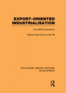 Обложка книги  - Export-Oriented Industrialisation