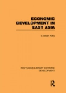 Обложка книги  - Economic Development in East Asia
