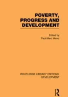 Обложка книги  - Poverty, Progress and Development