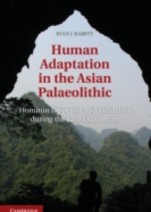 Обложка книги  - Human Adaptation in the Asian Palaeolithic
