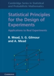 Обложка книги  - Statistical Principles for the Design of Experiments