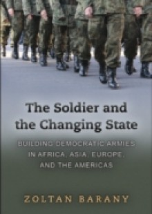 Обложка книги  - Soldier and the Changing State