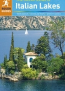 Обложка книги  - Rough Guide to the Italian Lakes