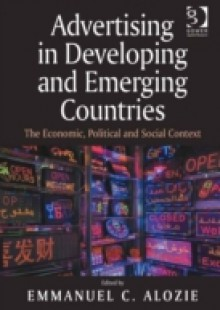 Обложка книги  - Advertising in Developing and Emerging Countries