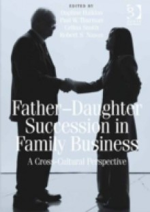 Обложка книги  - Father-Daughter Succession in Family Business