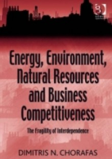 Обложка книги  - Energy, Environment, Natural Resources and Business Competitiveness