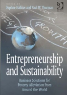 Обложка книги  - Entrepreneurship and Sustainability