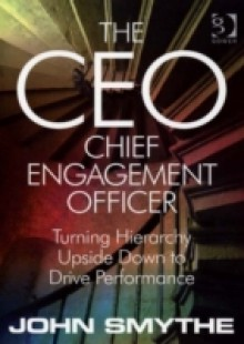 Обложка книги  - CEO: Chief Engagement Officer