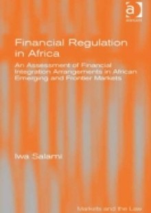 Обложка книги  - Financial Regulation in Africa