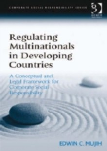 Обложка книги  - Regulating Multinationals in Developing Countries