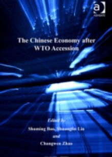 Обложка книги  - Chinese Economy after WTO Accession