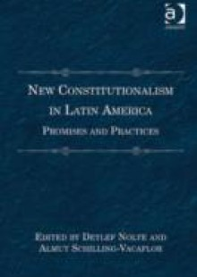 Обложка книги  - New Constitutionalism in Latin America
