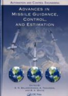 Обложка книги  - Advances in Missile Guidance, Control, and Estimation