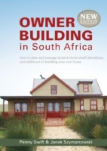 Обложка книги  - Owner Building in South Africa