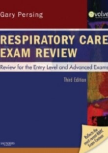 Обложка книги  - Respiratory Care Exam Review