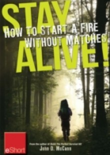 Обложка книги  - Stay Alive – How to Start a Fire without Matches eShort