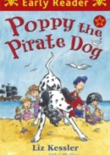 Обложка книги  - Early Reader: Poppy the Pirate Dog