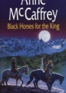 Обложка книги  - Black Horses For The King