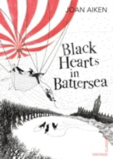 Обложка книги  - Black Hearts in Battersea
