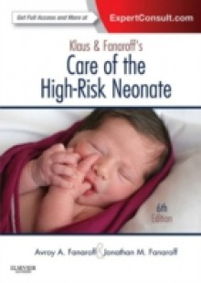 Обложка книги  - Klaus and Fanaroff's Care of the High-Risk Neonate